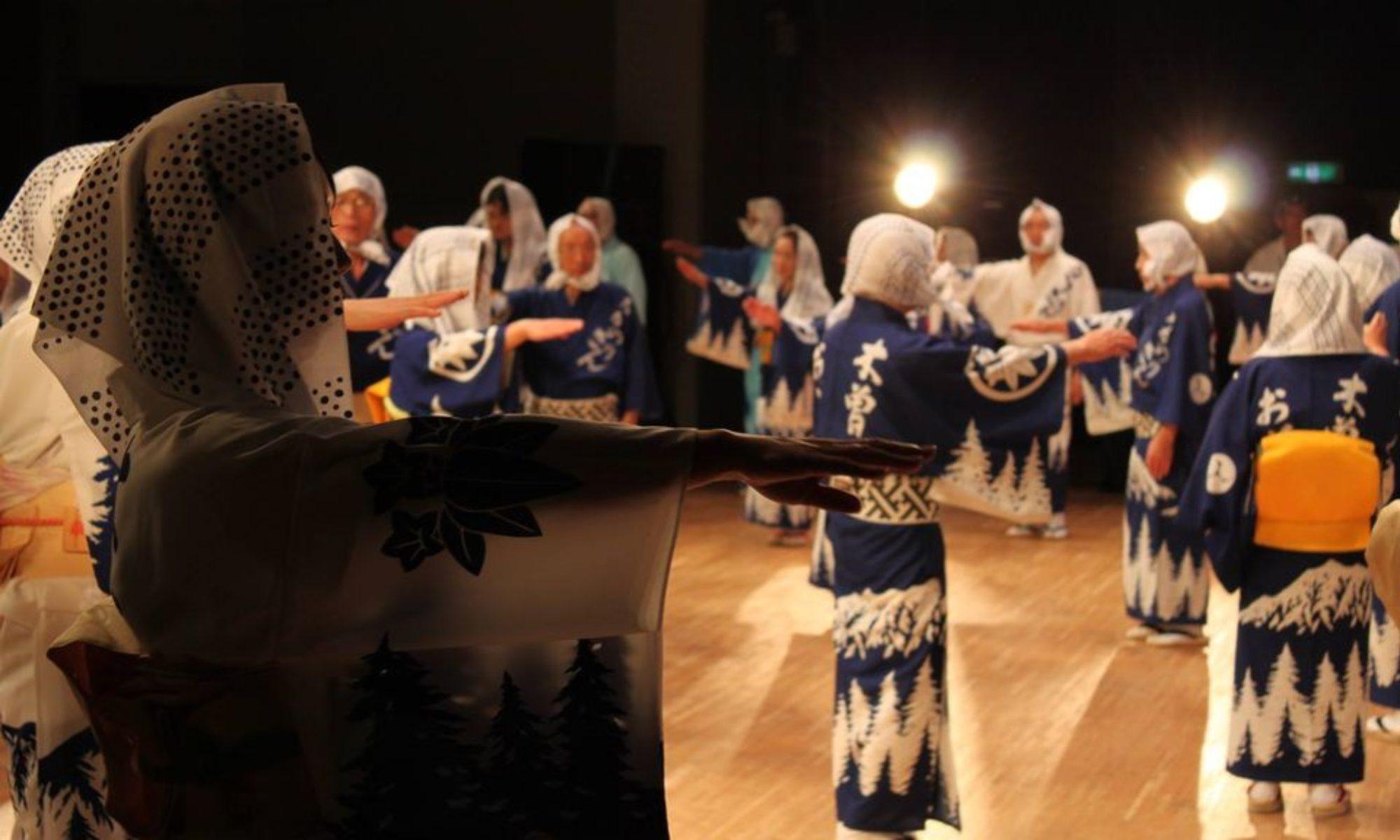 木曽踊保存会